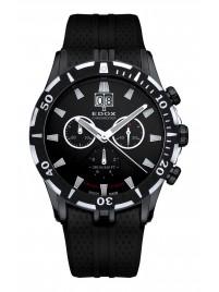 Edox Grand Ocean Chronodiver 10022 37N NIN watch image