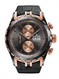 Edox Grand Ocean Chronograph 01121 357RN GIR watch image