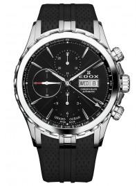 Edox Grand Ocean Chronograph Automatic 01113 3 NIN watch image