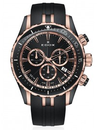 Edox Grand Ocean Chronograph Date Quarz 10248 357RN NIRR watch image