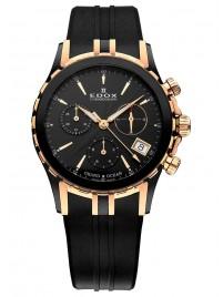 Edox Grand Ocean Chronolady Chronograph 10410 357RN NIR watch image