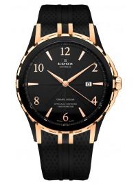 Edox Grand Ocean Chronometer 80077 357BRR NBR watch image