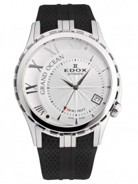 Edox Grand Ocean Date Automatic 80080 3 AIN watch image