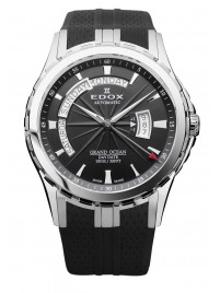 Edox Grand Ocean Day Date Automatic Gent 83006 3 NIN watch image