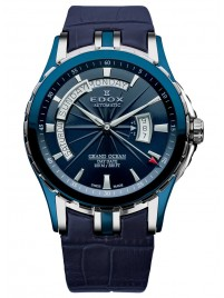Edox Grand Ocean DayDate Automatic 83006 357B BUIN watch image