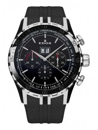 Edox Grand Ocean Extreme Sailing Series Special Edition 45004 357N NIN watch image