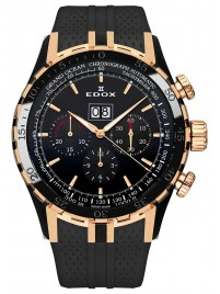 Edox Grand Ocean Extreme Sailing Series Special Edition Chronograph 45004 357RN NIR watch image