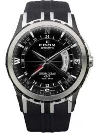 Edox Grand Ocean GMT Automatic 93004 357N NIN watch image