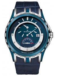 Edox Grand Ocean Regulator Automatic 77002 357B BUIN watch image