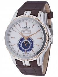 Edox Grand Ocean Super Limited 1884 Mechanical 92001 318R AIR watch image