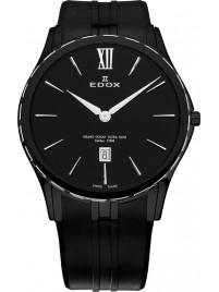Edox Grand Ocean Ultra Slim Weltrekord 27033 357N NIN watch image