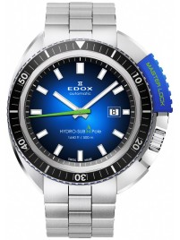 Edox Hydro Sub Automatic Limited Edition 80301 3NBU NBUSTB watch image