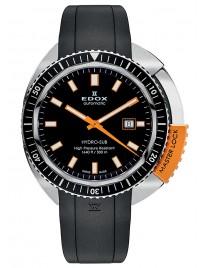 Edox HydroSub Automatic Diver Taucheruhr 80301 3NOCA NIN watch image