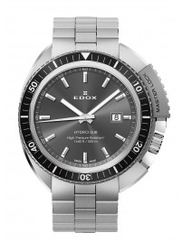 Image of Edox HydroSub Diver Taucheruhr 53200 3NGM GIN watch
