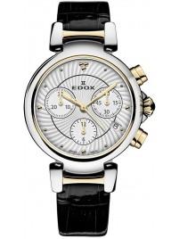 Edox LaPassion Chronograph 10220 357RC AIR watch image