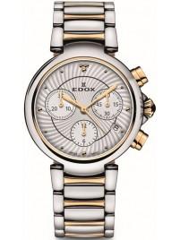 Edox LaPassion Chronograph 10220 357RM AIR watch image