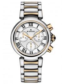 Edox LaPassion Chronograph 10220 357RM AR watch image