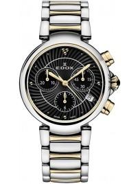 Edox LaPassion Chronograph 10220 357RM NIR watch image