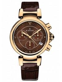 Edox LaPassion Chronograph 10220 37RC BRIR watch image
