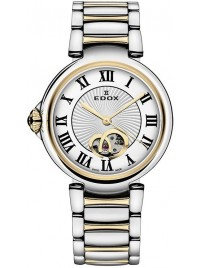 Edox LaPassion Open Heart Automatic 85025 357RM ARR watch image