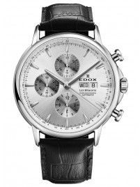 Edox Les Bemonts Chronograph 01120 3 AIN watch image