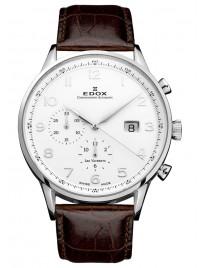 Edox Les Vauberts Chronograph Automatic 91001 3 ABN watch image