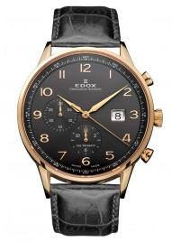 Edox Les Vauberts Chronograph Automatic 91001 37R GBR watch image