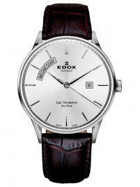Edox Les Vauberts Day Date Automatic 83010 3B AIN watch image