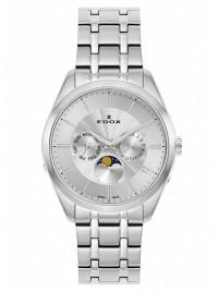 Edox Les Vauberts DayDate Mondphase 40008 3M AIN watch image