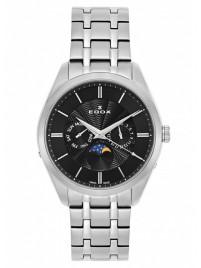 Edox Les Vauberts DayDate Mondphase 40008 3M NIN watch image