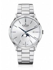 Edox Les Vauberts Mondphase Date Automatic 80505 3M AIBU watch image
