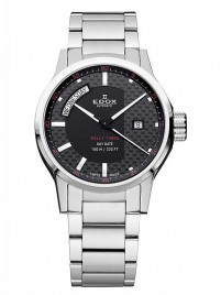 Edox Rally Timer DayDate Automatic 83009 3 NIN watch image