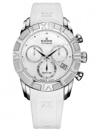 Edox Royal Lady Chronolady 10405 3 NAIN watch image