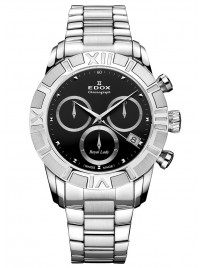 Edox Royal Lady Chronolady 10406 3 NIN watch image