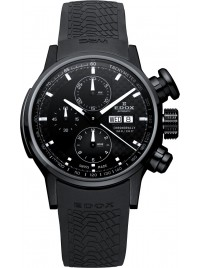 Edox WRC Chronorally Automatic 01116 37NPN GIN watch image