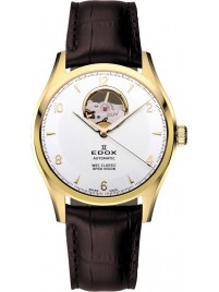 Edox WRC Classic Automatic Open Vision 85015 37J AID watch image