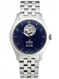 Edox WRC Classic Automatic Open Vision 85016 3 BUIN watch image