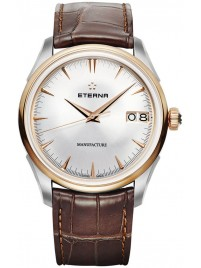 Eterna 1948 Legacy Big Date Automatic with 18kt Gold 7681.47.11.1320 watch image