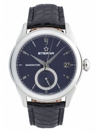 Eterna 1948 Legacy Manufacture GMT Automatic 7680.41.81.1175 watch image