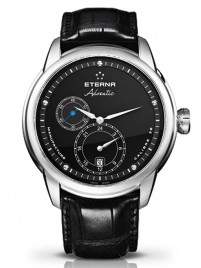 Eterna Adventic GMT Manufaktur Werk Automatic 7660.41.46.1273 watch image