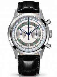 Eterna Heritage Pulsometer Limited Edition 1942 1942.41.64.1177 watch image