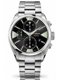 Eterna KonTiki Chronograph Automatic 1240.41.43.0219 watch image