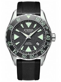 Eterna KonTiki Diver Date Automatic 1290.41.49.1417 watch image