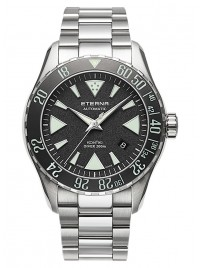 Eterna KonTiki Diver Date Automatic 1290.41.49.1753 watch image
