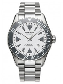 Eterna KonTiki Diver Date Automatic 1290.41.59.1753 watch image