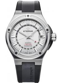 Eterna Royal KonTiki GMT 7740.40.11.1289 watch image