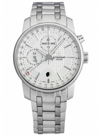 Eterna Soleur Moonphase Chronograph Automatic 8340.41.17.1225 watch image