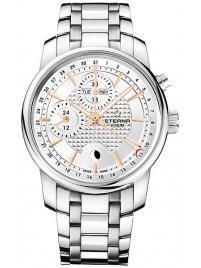 Eterna Soleur Moonphase Chronograph Automatic 8340.41.18.1225 watch image
