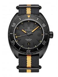 Eterna Super KonTiki Black Limited Edition 1273.43.41.1365 watch image