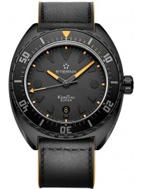 Eterna Super KonTiki Black Limited Edition 1273.43.41.1365L watch image